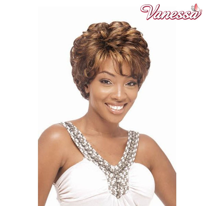 Vanessa Synthetic Hair Wig UNIS