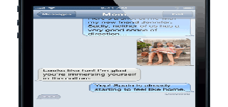 How To Use Messages On iPhone 5