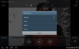 How To Use Video Player On Samsung Galaxy Tab 2