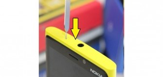 How To Install SIM Card On Nokia Lumia 920