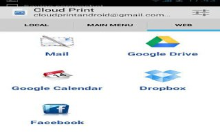 Cloud Print App For Samsung Galaxy Tab 2