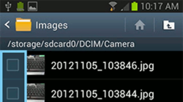 How To Use My Files On Samsung Galaxy Note 2