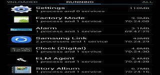 How To Use Application Manager On Samsung Galaxy S4