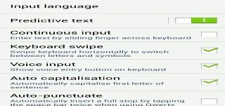 How To Use Samsung Keyboard Settings On Samsung Galaxy S4