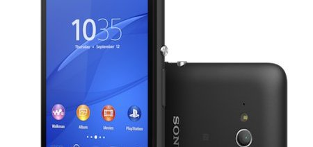 Sony Announces Xperia E4g With LTE