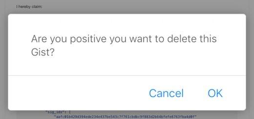 iOS 9.3 Beta - Redesigned UI Alert