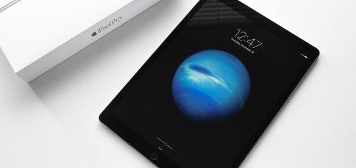 iPad Pro - Stock Image