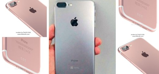 iPhone 7 Plus - Leaked Image