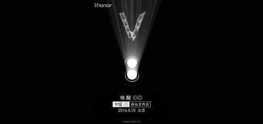 Honor V8 - Announcement Teaser