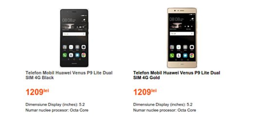 Huawei P9 Lite - Leaked Pricing