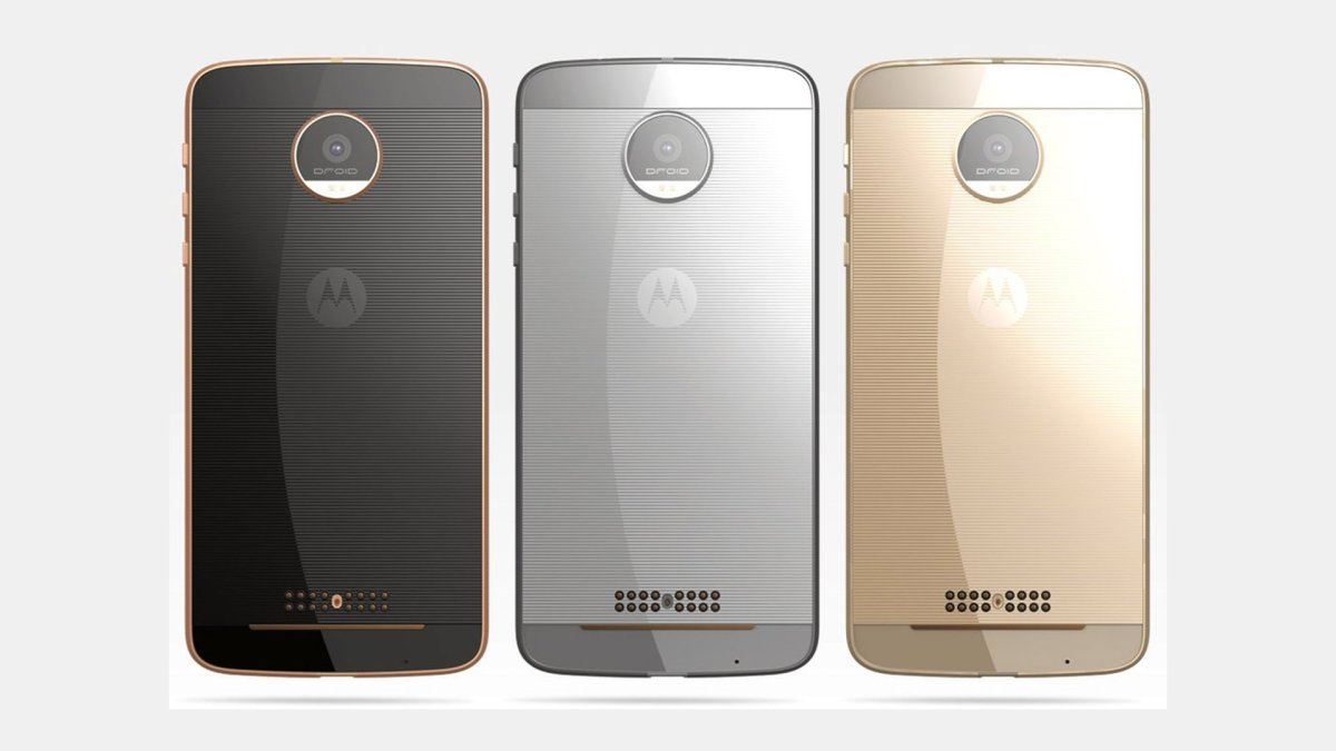 Renders For Next-Gen Motorola Droid Shows A Shiny And Metallic Smartphone