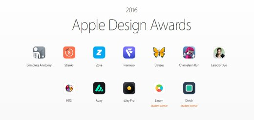 Apple Design Awards 2016