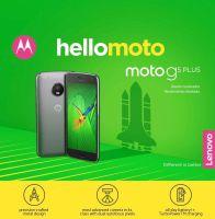 Moto G5 Plus - Render