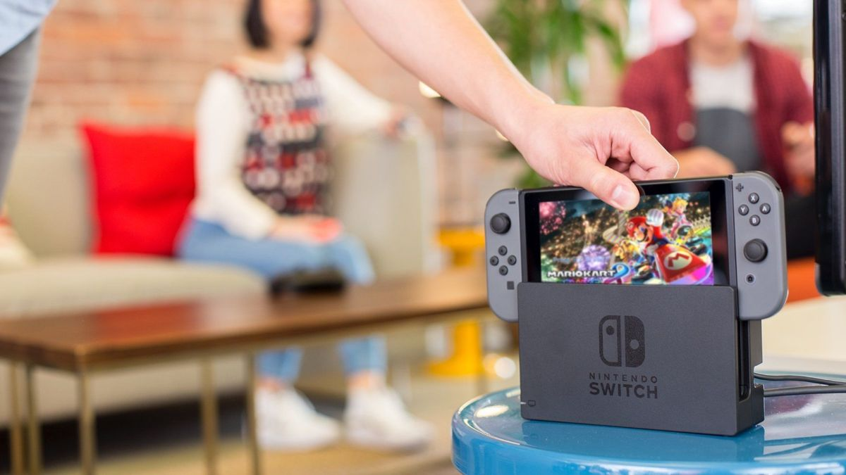 Early Nintendo Switch Systems That Are On Sale Were Stolen, Nintendo Says