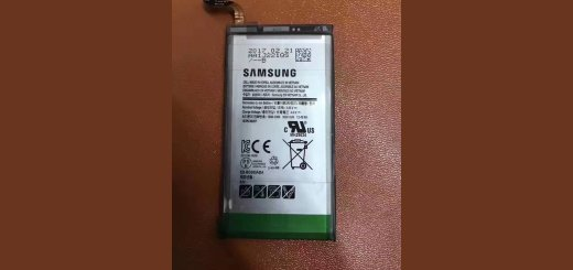 Samsung Galaxy S8 Plus - Battery