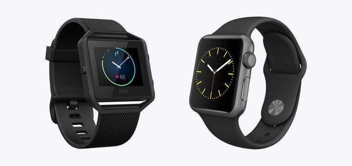 Fitbit & Apple Watch - Wearables
