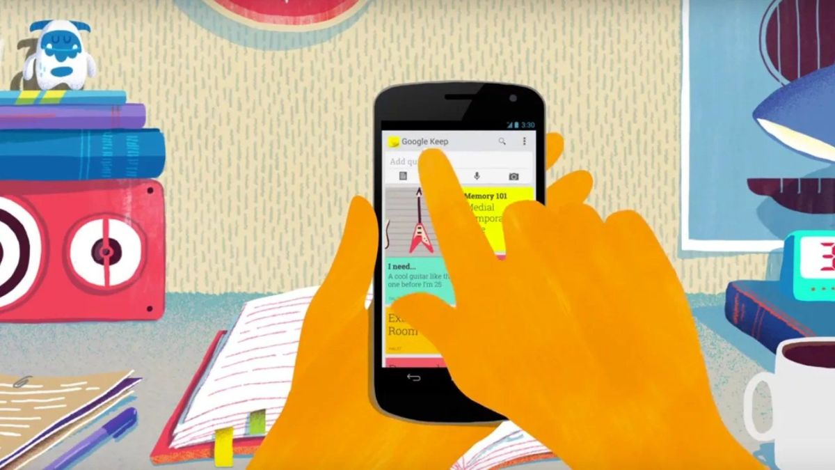 11 Uses Google Keep Note Taking Android App