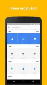 Google Keep - Android