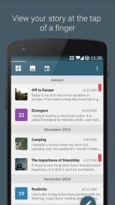 Journal With Narrate - Android