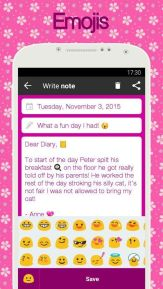 Diary With Lock - Android