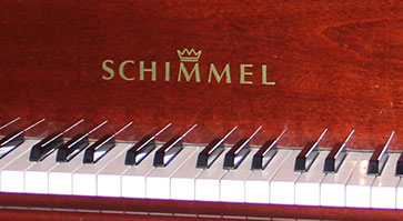 Schimmel Grand Piano for Sale NJ