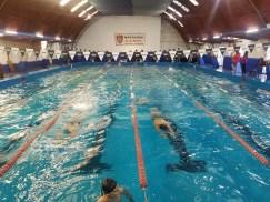 Nadadores misioneros se prueban en el CeNARD