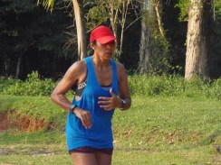 Sandra Rolón - Ultramaratón