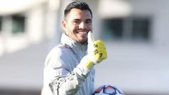 Sergio Romero se sumó al Venezia de la Serie A