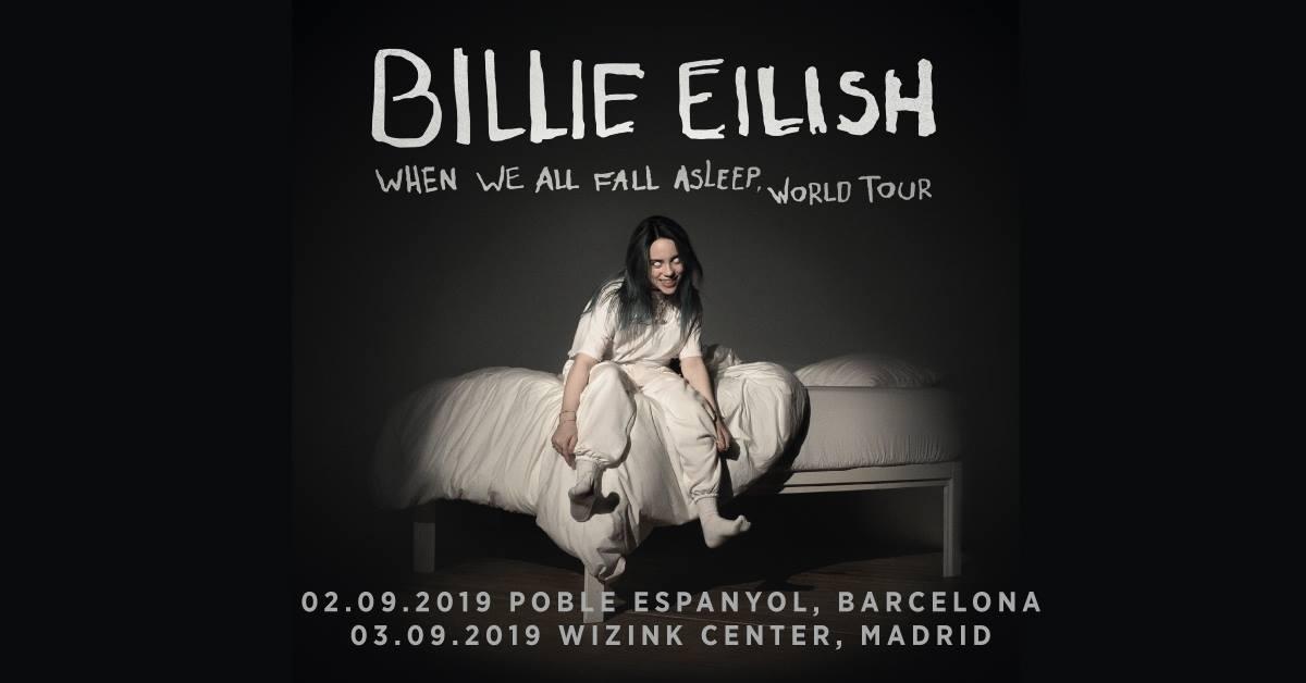 Billie Eilish anuncia un nou concert a Barcelona pel 2 de setembre