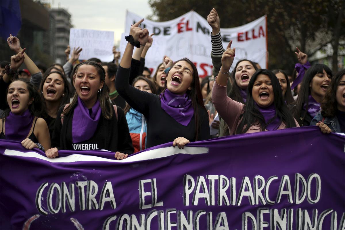 Feminismo La Tercera Ola Primera Plana Digital