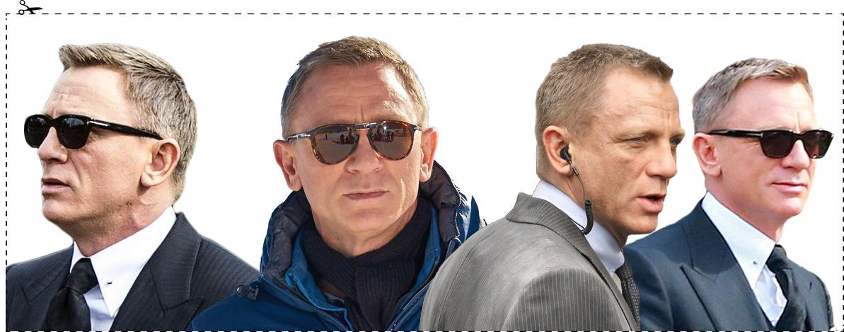 The Haircut Daniel Craig Primer