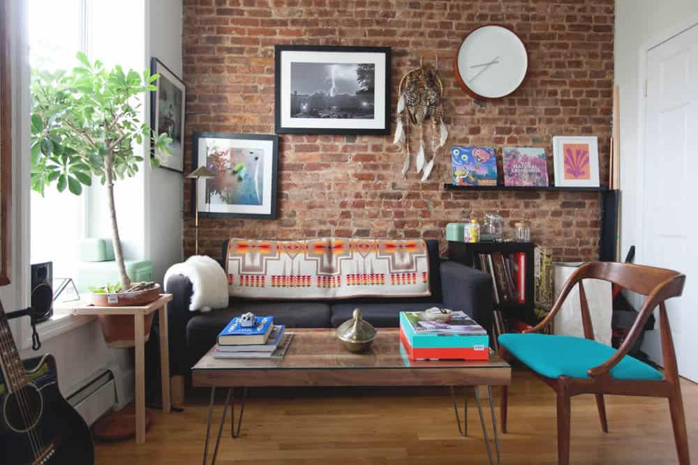Apartment Decorating Ideas A Brooklyn Bedroom