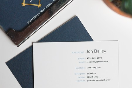 5 Free Modern Business Card Templates   Why Business Cards are Even     5 free modern business card templates