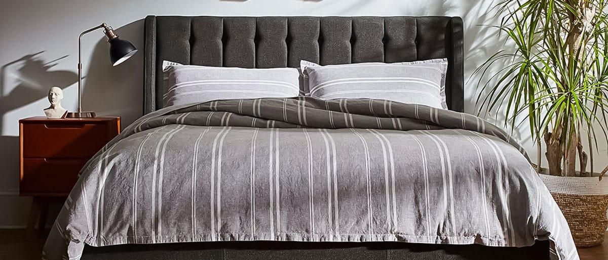 title | Masculine Bedding