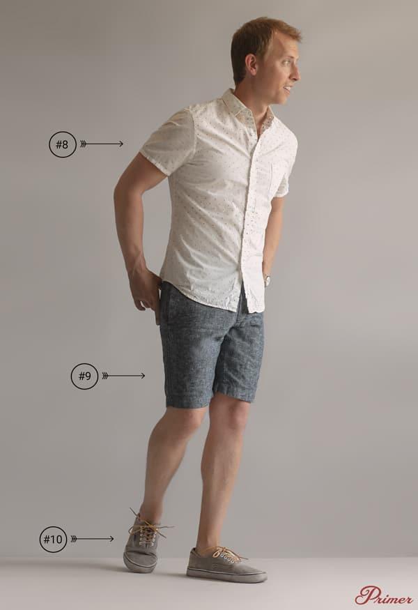 15 Men's Summer Style Essentials