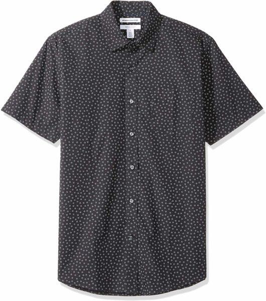 amazon-essentials-print-shirt-spring-casual-capsule