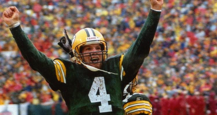 Brett Favre - Packers