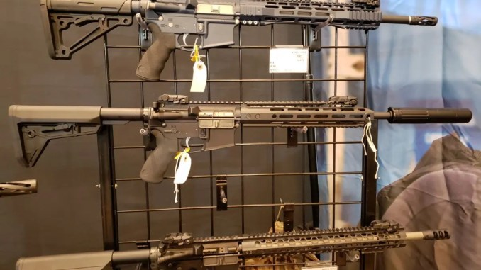 Battle Rifle Company Advance Patrol Rifle
