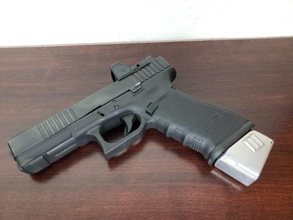 Dawson Precision Glock Magazine Extension