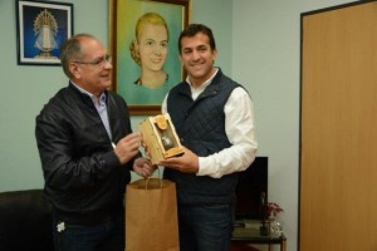 Descalzo y Grabaudo se propusieron trabajar juntos más allá de las diferencias políticas
