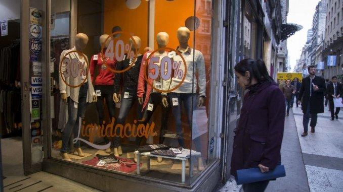 Cayeron ventas minoristas