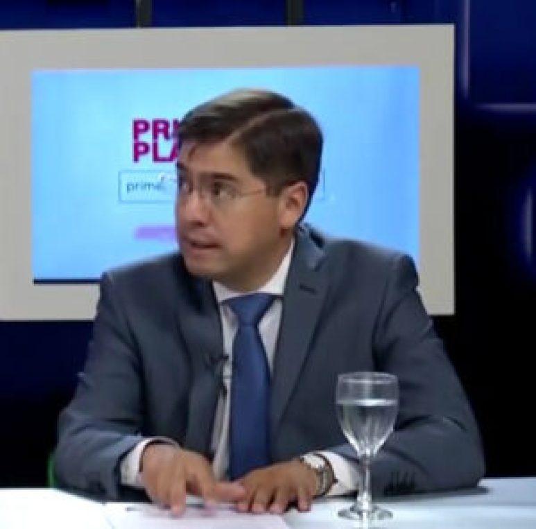 Fiscal Claudio Oviedo