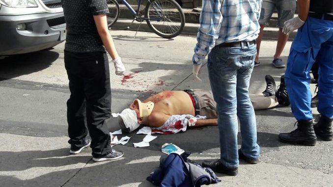 Accidente en Villa Tesei