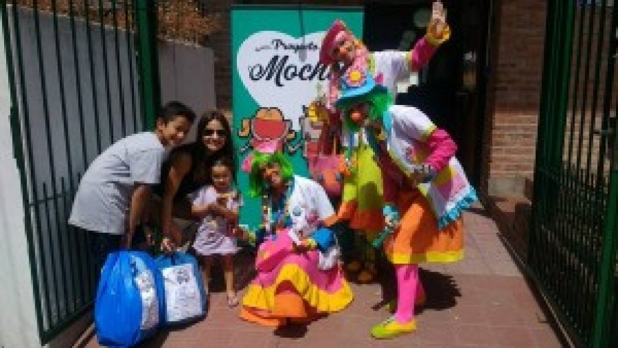 Proyecto Mochi 2018