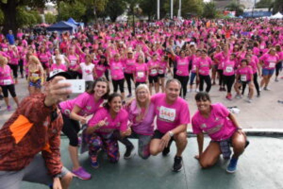 Maratón por la igualdad