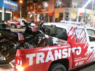 Operativos de control vehicular en Morón
