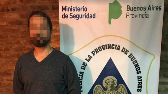 Detenido por abusos en Moreno