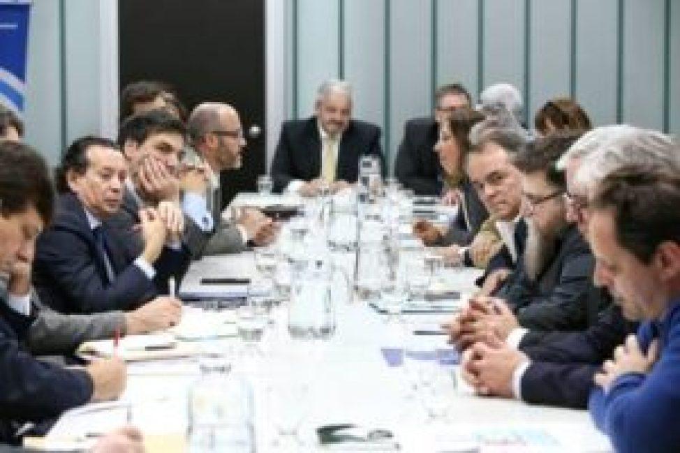 El ministro de Producción, Dante Sica, escuchó los reclamos de más de medio centenar de empresarios PyME.