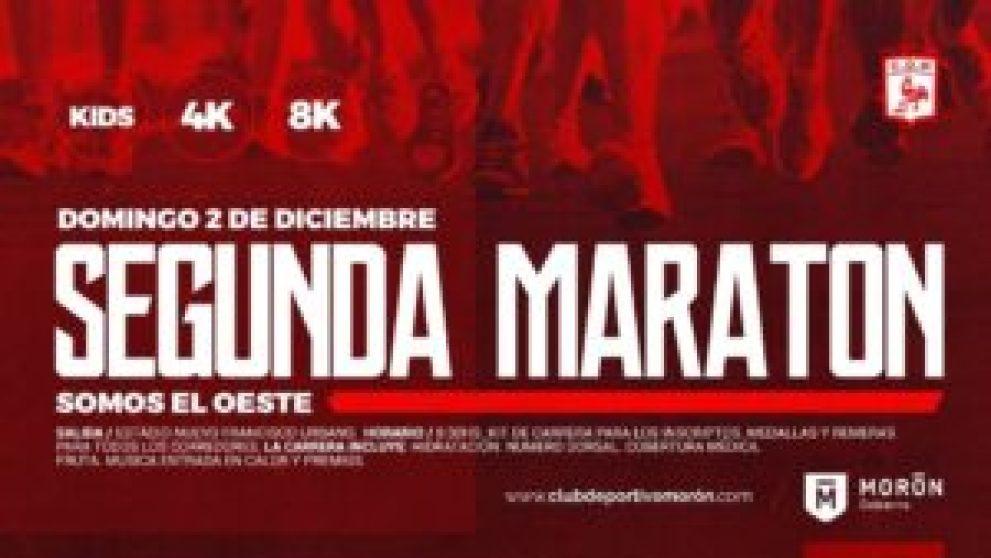 Maraton flyer