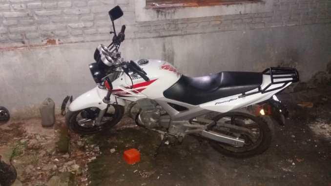 Motochorro Ituzaingó